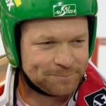 Klaus Kröll mit Bestzeit beim Abschlusstraining in Bormio