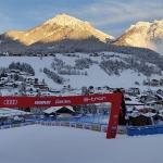 Der Kronplatz ist bereit für den Ski Weltcup Riesenslalom der Damen