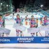 Aline Danioth und Dominik Raschner gewinnen EC-Parallel-Riesenslalom am Kronplatz