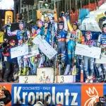 Katharina Gallhuber und Reto Schmidiger gewinnen Parallelslalom auf dem Kronplatz