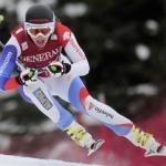 Mirena Küng gewinnt Europacup Abfahrt der Damen in Bad Kleinkirchheim
