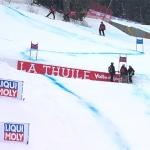 Die Alpine Kombination der Damen in La Thuile ist abgesagt.