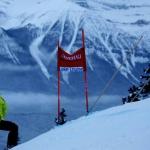 Das 2. Abfahrtstraining der Damen in Lake Louise 2019 wurde abgesagt
