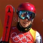 Ester Ledecká ist Super-G Olympiasiegerin 2018
