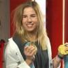 Ester Ledecká geht bei der Ski-Weltmeisterschaft an den Start