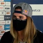 Ester Ledecká, die Improvisations-Weltmeisterin