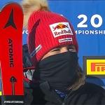 """Ski-WM 2021: Ester Ledecká und ihr """"Blech""""-Pech"""