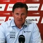 Swiss-Ski-Boss Urs Lehmann sucht den Dialog mit dem Wengener OK