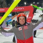 ÖSV News: Roland Leitinger feiert beim Parallel-Riesenslalom von Alta Badia ersten Ski Weltcup Podestplatz