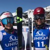 Roland Leitinger und Johannes Strolz teilen sich die ÖM-Riesenslalom-Goldmedaille