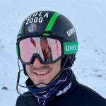 Theo Letitre gewinnt den 2. Europacup-Slalom im Fassatal