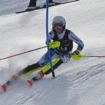 Katharina Liensberger gewinnt Europacup-Slalom in Funäsdalen