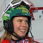 """Katharina Liensberger im FIS-Interview: """"Ich versuche täglich mein Bestes zu geben."""""""