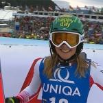 Kathi Liensberger gerät immer mehr unter Druck