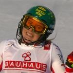 Kathi Liensberger ist nach wie vor zum Zuschauen verdammt