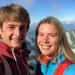 Kathi Liensberger schwebt privat auf Wolke sieben