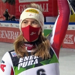 ÖSV News: Katharina Liensberger auch in Zagreb auf dem Podest