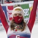 ÖSV News: Katharina Liensberger in Flachau knapp am Sieg vorbei