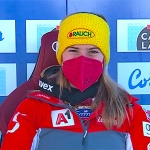 Ski-WM 2021: Kathi Liensbergers WM-Slalom-Goldtraum ist zum Greifen nahe – Start Finallauf 13.30 Uhr