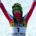 Auch Kathi Liensberger träumt von der kleinen Slalom-Kristallkugel