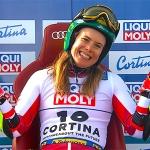 Kathi Liensberger will nach dem WM-Sieg und dem Erfolg in Åre auch die Kristallkugel gewinnen
