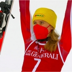 Kathi Liensberger erfüllt sich mit ihrem Sieg im 2. Slalom von Åre einen Traum