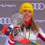 """Katharina Liensberger im Skiweltcup.TV-Interview: """"Ich bin dankbar diese Erfahrungen gemacht zu haben."""""""