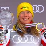 Ehrung für Doppelweltmeisterin Kathi Liensberger