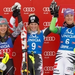 DSV NEWS: Schild gewinnt Slalom in Lienz (AUT), Höfl-Riesch Dritte