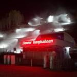 Die Lienzer Ski-Weltcuppiste wird präpariert