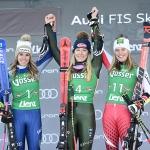 Shiffrin schreibt Skigeschichte in Lienz, Liensberger am Podium!