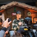 Gold und Bronze: Ted Ligety und Romed Baumann brachten den TirolBerg zum Brodeln
