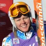 FIS-Athletensprecher Jessica Lindell-Vikarby und Mike Janyk im Gespräch