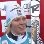 Sieg für Jessica Lindell-Vikarby beim Riesentorlauf der Damen in Beaver Creek