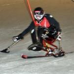 Austria Skiteam Behindertensport: Slalomtraining im hohen Norden Deutschlands