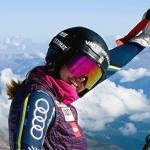 Hilma Lövblom hat beim 2. EC-Riesentorlauf von Berchtesgaden die Nase vorn