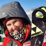 Bernadette Lorenz freut sich auf die Rennen in Levi