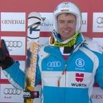 Stefan Luitz sensationell Zweiter in Val d´Isère (FRA), Hirscher siegt