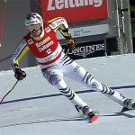 Stefan Luitz hat in der Qualifikation von Lech/Zürs die Nase vorn