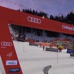 Vorbereitungen auf den Slalom-Klassiker von Madonna di Campiglio laufen auf Hochtouren