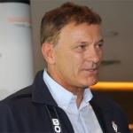 """DSV-Alpin Direktor Wolfgang Maier: """"Wir unterstützen Romed Baumann, seine Ziele erreichen zu können."""""""