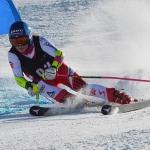 Chiara Mair und Marco Reymond triumphieren im 2. ANC-Riesentorlauf von Coronet Peak