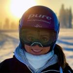 """Chiara Mair im Skiweltcup.TV-Interview: """"Ich freue mich riesig auf die neue Saison!"""""""