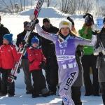 Julia Mancuso feiert sechsten Weltcupsieg – Schnarf tolle Achte