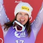 Julia Mancuso wird ein World Cup Rebel