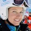 Julia Mancuso, die modelnde Ski-Schönheit