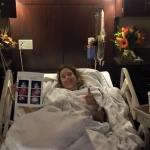 Julia Mancuso hat Hüftoperation gut überstanden