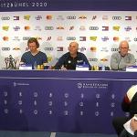 Mannschaftsführersitzung: Lob für die Abfahrt, Fokus jetzt auf dem Slalom