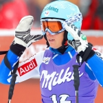 Marie Marchand-Arvier gewinnt Europacup Super G in Crans Montana