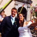 """Hochzeit: Marie Marchand-Arvier sagt """"Oui"""""""